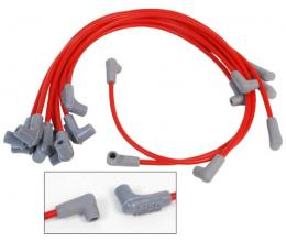 Race tailored Super-Conductor wire sets.