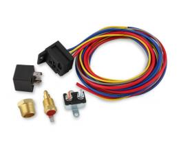 Wiring harnesses and relays