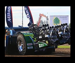 Allstar tractorpulling parts