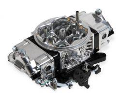 Holley TRACK WARRIOR 850 CFM BLACK