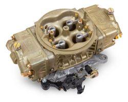 Holley 4150 HP 600 CFM DOUBLE/PUMPER