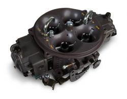 Holley 4500 1050 CFM 3 CIR - HARD BLACK MARINE