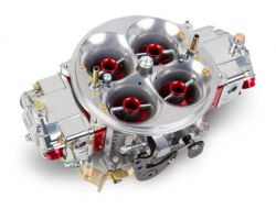 Holley 4500 1425 CFM 3 CIR 2X4 - RED