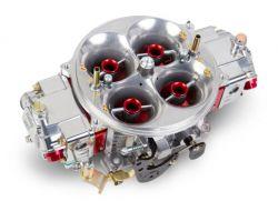 Holley 4500 1350 CFM 3 CIR 2X4 - RED
