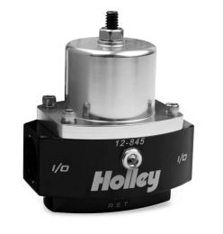 Holley BILLET FP REG, ADJ 4.5-9 PSI 8AN IN/2X 6AN OUT BY-