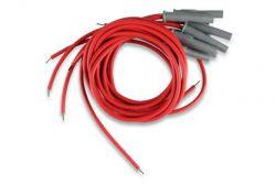 MSD Wire Set, SC, 8-cyl MA Plug, Socket/HEI