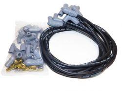 MSD Wire Set, Black, Univ. 8 cyl. 90 degree