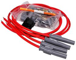 MSD Wire Set, 8.5mm S.C., Motorcycle 4 Cyl.