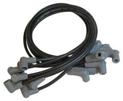 MSD Wire Set, Black, SB Chevy, Socket