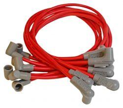 MSD Wire Set,Super Cond,SB Chevy,Socket Dist