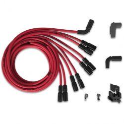 MSD Wire Set, Univ.Chevy LT1 w/straight boot