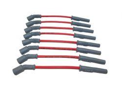 MSD WireSet, Red, GM Gen V LT1 Eng, 2014-On