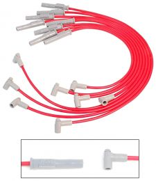 MSD Wire Set, S.C. Chevy 366-454 w/HEI Cap