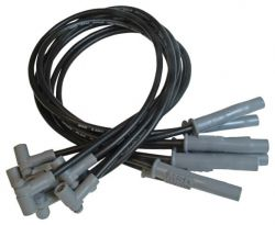 MSD Wire Set, SC Blk Ford 351C-460 w/HEI Cap