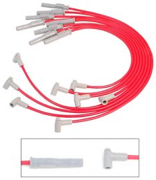 MSD Wire Set, S.C. Ford 351C-460 w/HEI Cap