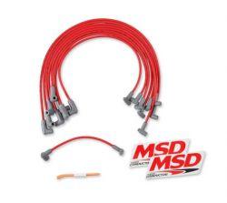 WireSet SC SB Chevy w/HEI Cap below mfld