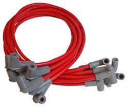MSD Wire Set, S.C. BB Chevy w/HEI Tower Cap