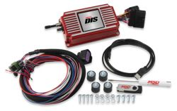 MSD DIS, Direct Ignition System Control, RED