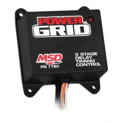 MSD Progmble, 3 Stage Delay Timer,Power Grid