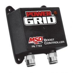 MSD Boost/Timing Control Module, Power Grid
