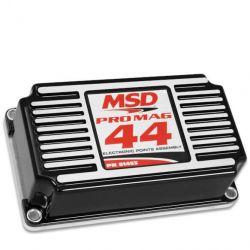 MSD Electronic Pts Box ProMag 44 Amp, Black
