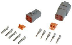 MSD 4-Pin Connector, 12-14 Gauge