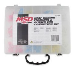MSD MSD Heat Shrink Terminal Kit