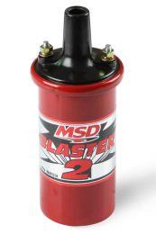 MSD Blaster 2 Coil, w/Ballast & Hardware