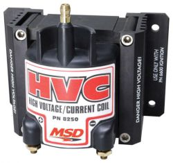 MSD HVC Power Coil, Use w/MSD HVC Ignitions