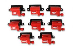 MSD Coils, GM L-Series Truck 99-09, 8-Pack