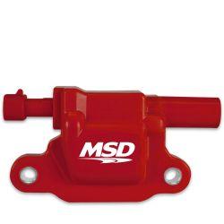 MSD Coils, GM, LS2/3/4/7/9, 05-13, Single