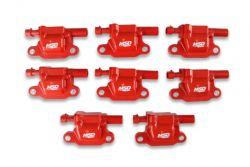 MSD Coils, GM LS2/3/4/7/9, 05-13, 8-Pack