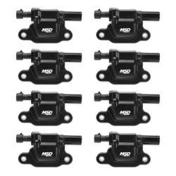 MSD Coil,BLACK,GM,L-Series,Truck,99-09,8-Pk