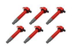 MSD Coils, Red, Chrysler V6 2006-2010, 6-Pack