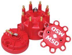 Dist Cap/Rotor Kit, For 8570, 8545, 8546