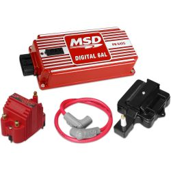 MSD Super HEI Kit, Digital 6AL, Blaster SS