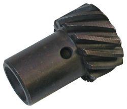 MSD Dist Gear, Iron, MSD Chevy Dist, .500 ID