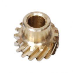 MSD Distributor Gear, Bronze, Ford, 302