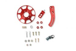 MSD Crank Trigger Kit, Fly. Magnet, BB Chevy
