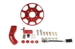 MSD Crank Trigger Kit, BB Chevy, Hall Effect