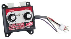MSD Launch Control Module Selector