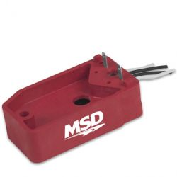 MSD Coil Interface Block,GM Dual Tower Coils