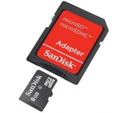 SD MEMORY MICRO 8GB