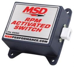 MSD Switch Kit, RPM Activated