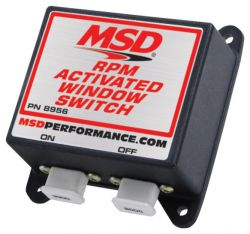 MSD Window, RPM Activated Switch, MSD