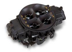 Holley 4500 1425 CFM 3 CIR - HARD BLACK