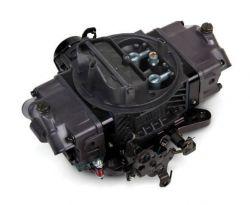 Holley 750 ULTRA DOUBLE PUMPER - HARD BLACK MANUAL CHOKE